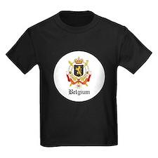 Belgian Coat of Arms Seal T