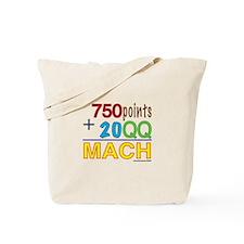 MACH formula Tote Bag