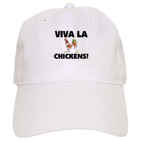 Viva La Chickens Cap