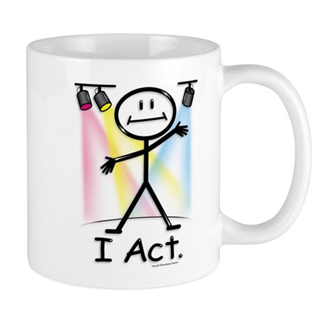 BusyBodies Actor Mug