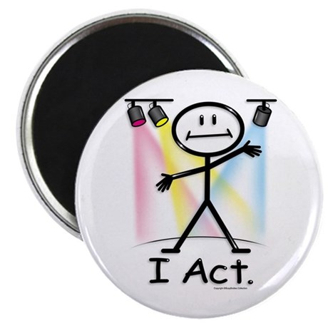 "BusyBodies Actor 2.25"" Magnet (10 pack)"