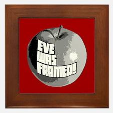 Eve Was Framed! Framed Tile