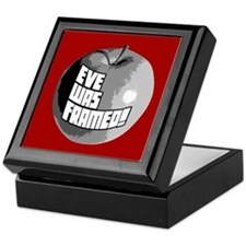 Eve Was Framed! Keepsake Box