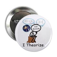 Astrophysicist Button