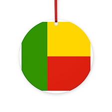 Beninese Ornament (Round)