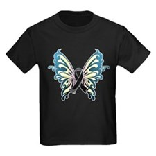 Skin Cancer Butterfly T