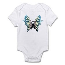 Skin Cancer Butterfly Infant Bodysuit