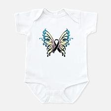Skin Cancer Butterfly Infant Bodysuit