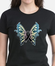 Skin Cancer Butterfly Tee