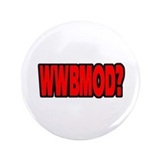 "Benevolent Martian Overlords 3.5"" Button (100 pack"