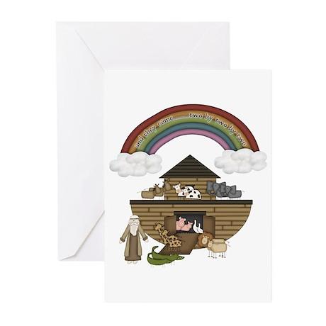 Noah's Ark Greeting Cards (Pk of 20)