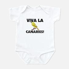 Viva La Canaries Infant Bodysuit
