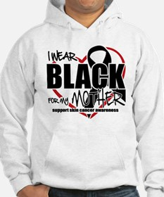 SK: Black for Mother Hoodie