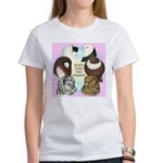 Make Time For Pigeons Women's T-Shirt