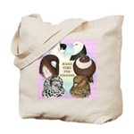 Make Time For Pigeons Tote Bag