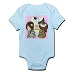 Make Time For Pigeons Infant Bodysuit