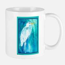 Heron Great Blue Mug