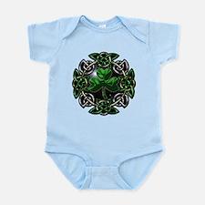 St. Patrick's Day Celtic Knot Infant Bodysuit
