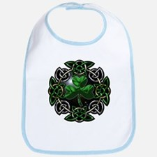 St. Patrick's Day Celtic Knot Bib