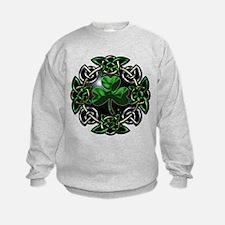 St. Patrick's Day Celtic Knot Sweatshirt