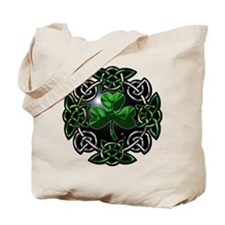 St. Patrick's Day Celtic Knot Tote Bag