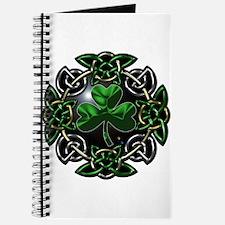 St. Patrick's Day Celtic Knot Journal