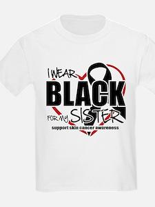 SK: Black for Sister T-Shirt