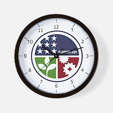 Cool Arra Wall Clock