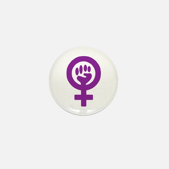 FEMINISM Mini Button