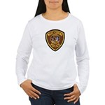 West Covina Police Women's Long Sleeve T-Shirt