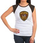 West Covina Police Women's Cap Sleeve T-Shirt