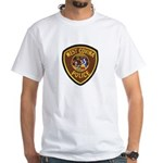 West Covina Police White T-Shirt