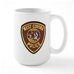 West Covina Police Large Mug