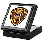 West Covina Police Keepsake Box
