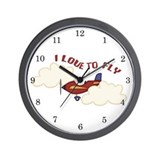 Airplane Basic Clocks