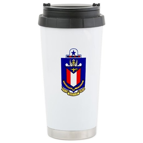 LPD 4 Stainless Steel Travel Mug