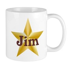 Personalized Jim Mug