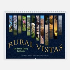 Rural Vistas Wall Calendar