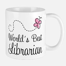World's Best Librarian Mug Mugs