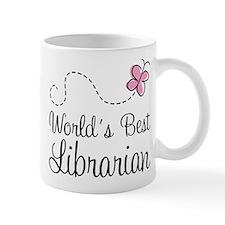 World's Best Librarian Mug