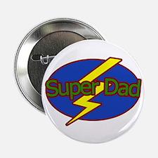 """Super Dad - 2.25"""" Button"""