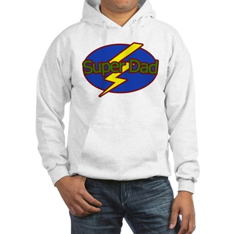 Super Dad - Hooded Sweatshirt