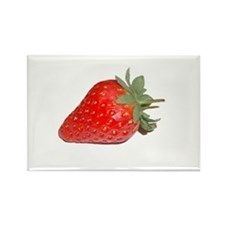 Strawberry Rectangle Magnet