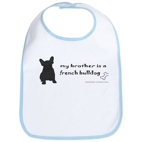 french bulldog gifts Bib