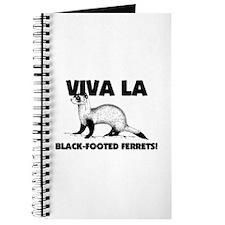 Viva La Black-Footed Ferrets Journal
