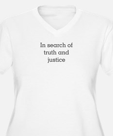 ISO Truth & Justice T-Shirt