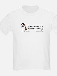 saint bernard gifts T-Shirt