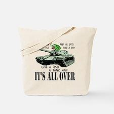 Fish Tank Tote Bag