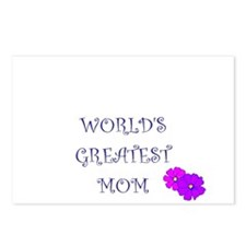 Cute Stepmother Postcards (Package of 8)