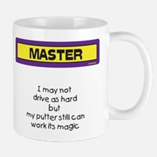 Putter Magic Mug (Purple and Yellow)
